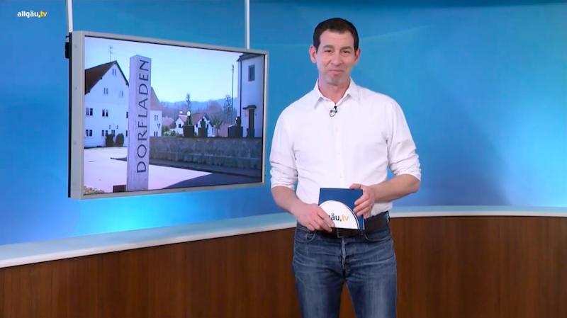Allgäu TV berichtet über den Dorfladen